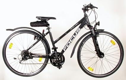 Focus 611011184 - Bicicleta (27 velocidades, 28