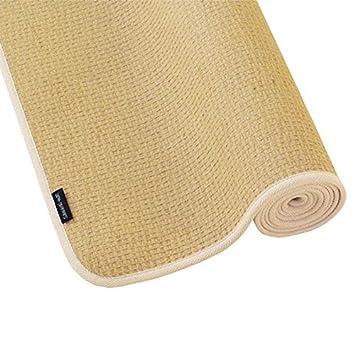Esterilla de yoga Samurai (Caucho Natural) 183 x 60 cm, 4 mm ...