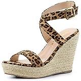Women High Heels Platform Sandals Open Toe...