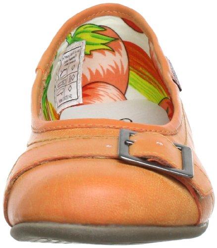 Rebella Daniela 530251 Mädchen Ballerinas Orange (orange 62)