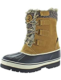 Men's Selkirk Rubber Duck Toe Winter Snow Boots