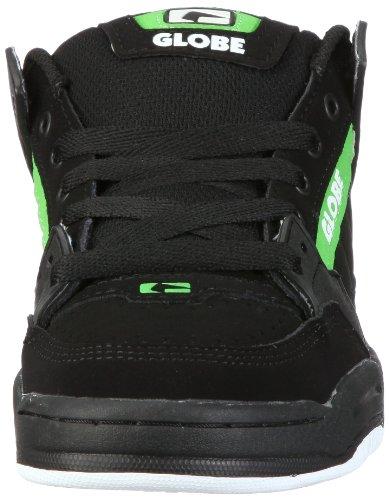 Globe De Chaussures Tilt black Homme moto Green Skateboard Multicolore PrPfvqCxw