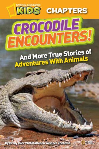 National Geographic Kids Chapters Encounters ebook product image