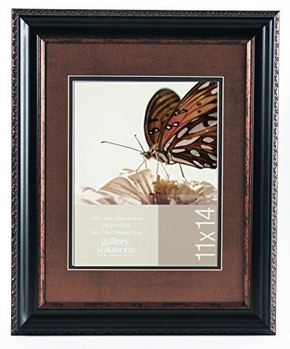 Gallery Solutions Embossed Frame 14 Inch