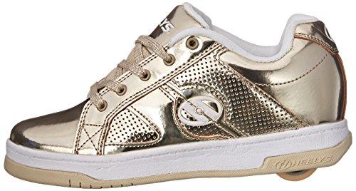 Heelys Split Schuh 2015 Guld Krom Guld 0FYos4x