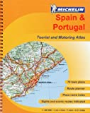 Michelin Atlas Spain & Portugal, 16e (Atlas (Michelin))