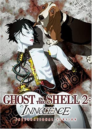 Amazon Com Ghost In The Shell 2 Innocence International Ver Dvd Movies Tv