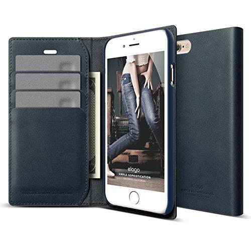 iPhone elago Genuine Leather Wallet