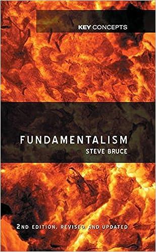 Bilderesultat for steve bruce fundamentalism