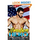 MILITARY ROMANCE: Hometown Hero 2: A BWWM Interracial Multicultural Romance: Humble, Honorable and Horny (Man of Action)