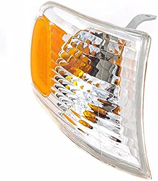 For 2001 2002 Toyota Corolla Turn Signal Corner Light lamp Assembly Passenger Right Side Replacement TO2531137
