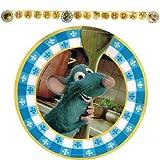 Ratatouille birthday Banner