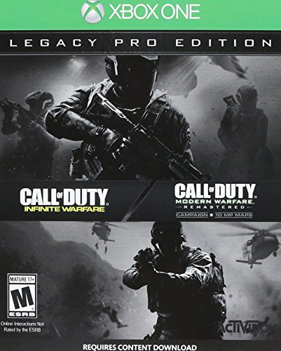 Call of Duty Infinite Warfare: Legacy Pro Edition [Xbox One Collector Limited] (Call Of Duty Legacy Edition Xbox One Digital)