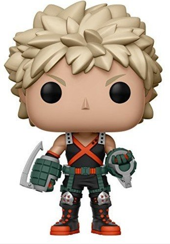 Funko POP Anime My Hero Academia Katsuki Action Figure Funko Pop! Animation: 12382 Accessory Toys & Games