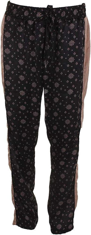 Be Bop Juniors Printed Drawstring Pants