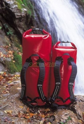 Ortlieb X-Plorer 59 Litre (Color: Red) by Ortlieb