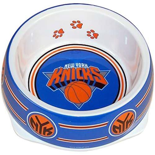 Sporty K9 NBA New York Knicks Pet Bowl, Small