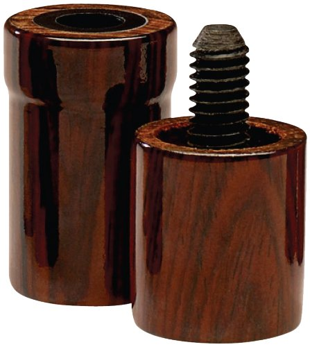Cocobolo Joint (Pro Series JP-14C Wooden Cocobolo Maple Joint Protector Set, 5/16 x 14)