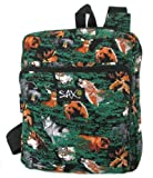 Cheap Wolf Bear Deer Backpack Small Wolf Lodge – CUTE Travel Day BAG