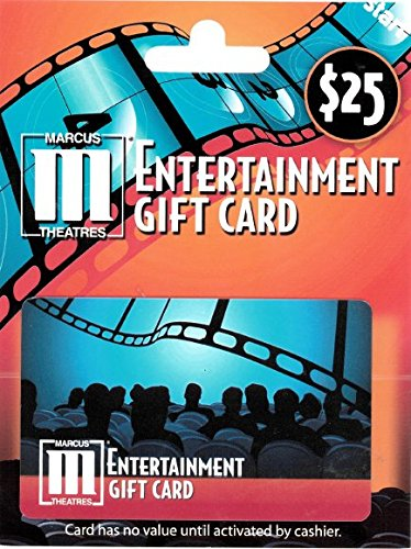 Marcus Theatres $25 Gift Card