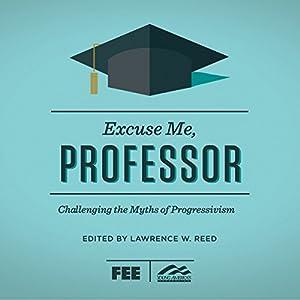 Excuse Me, Professor Audiobook