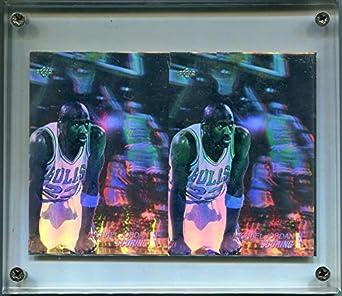 645cdcc48baa3 Amazon.com: Michael Jordan 1991-92 Upper Deck Authenticated Award ...