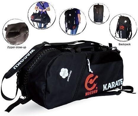 Kyokushin Sac de sport Karat/é Kyokushin Kai Sportsbag