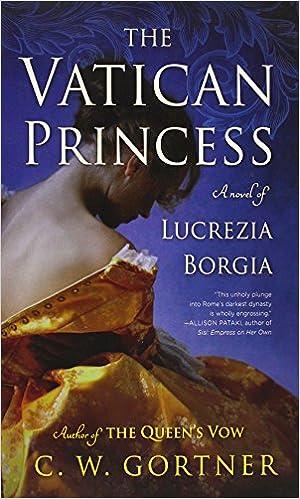The Vatican Princess: A Novel of Lucrezia Borgia (Thorndike Core)