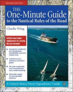 Get your captains license fourth edition charlie wing the one minute guide to the nautical rules of the road united states power fandeluxe Images