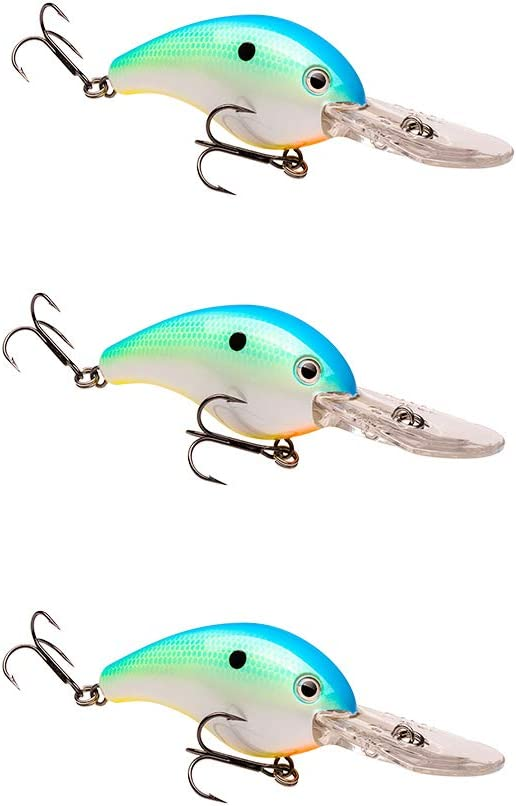 Strike King Pro-Model Series 10XD Deep Diving Crankbait Bass Fishing Hard Lure