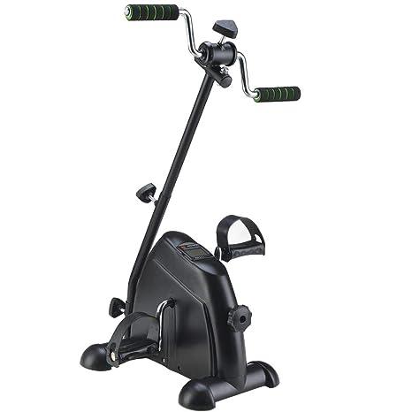 YXIUER Pedal Ejercitador - Persiana médica para piernas, brazo y ...