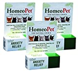 Homeopet Feline Anxiety Relief (Pack of 3) 15 Ml