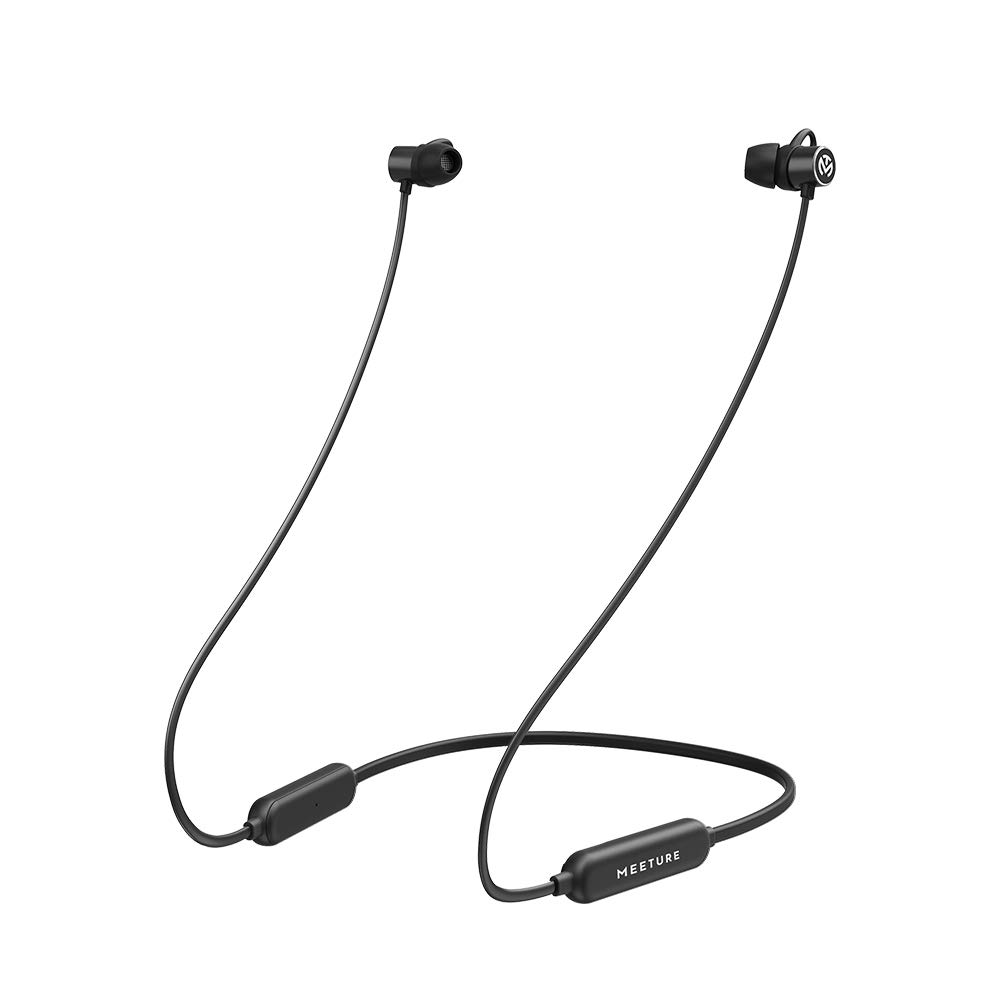 Bluetooth Headphones, SIMGOT MTB2 Magnetic Sport Wireless Earbuds, Richer Bass HiFi Stereo Earphones w Mic, IPX7 Waterproof, 12 Hrs Play Time, 50-Minute Quick Charge Noise Cancelling Headphones
