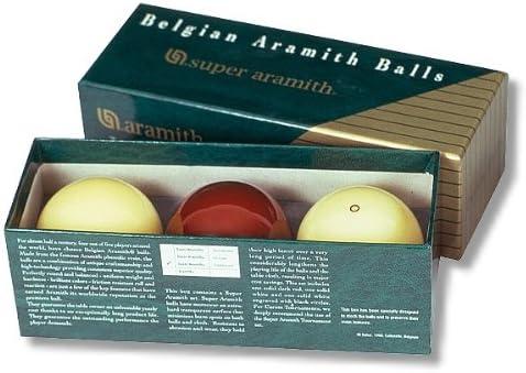 Bola fijó Carom SUPER-ARAMITH 61,5 mm carambola - Bolas: Amazon.es ...