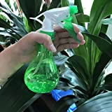 Glumes Spray Bottles, Empty Plastic Sprayer Bottle for Essential Oils, Cleaning Products, Aromatherapy, Misting Plants, or Cooking - Reliable Sprayer 1Pack