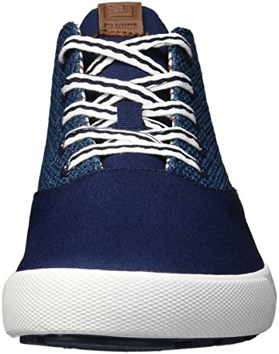 Ben Sherman Mens Pete Mode Sneaker Navy