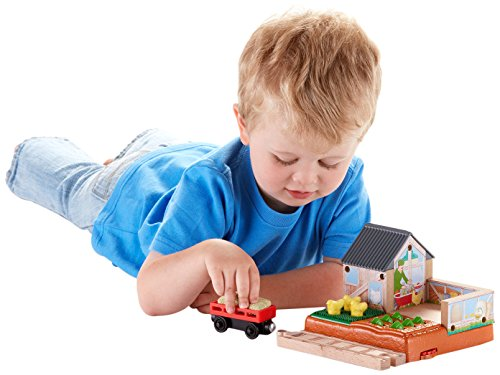 - Fisher-Price Thomas & Friends Wooden Railway, McColl's Farm Chicken Coop