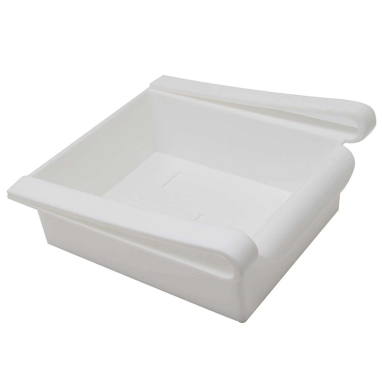 Maison & White Paquete de 4 cajones de caja de almacenamiento para ...