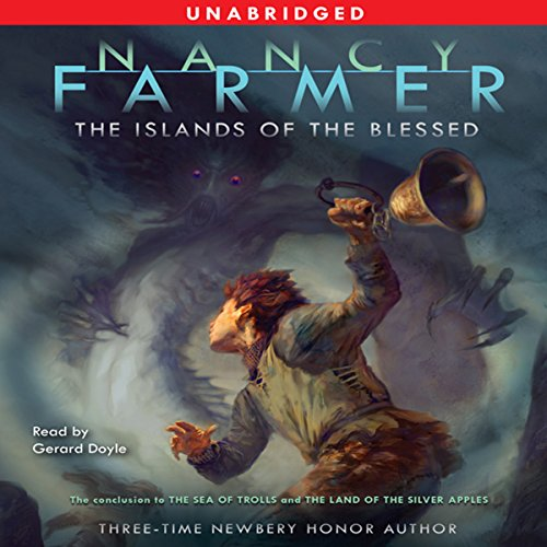 The Islands of the Blessed: Sea of Trolls Trilogy, Book 3 by Simon & Schuster Audio