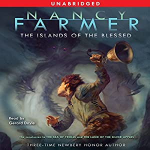 The Islands of the Blessed Audiobook