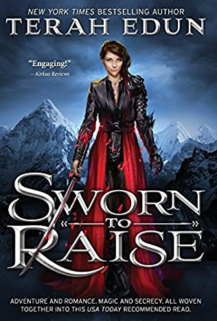 book cover of Sworn to Raise