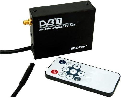 MOOSTER 8435353710320 módulo sintonizador TDT para Coche ...