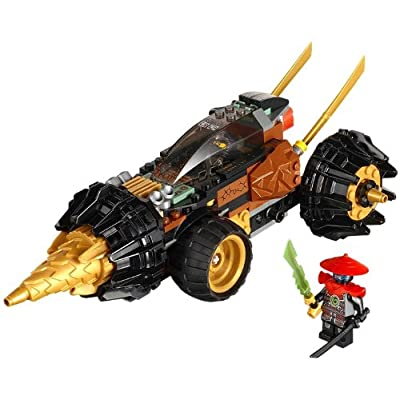 LEGO Ninjago Cole Earth Driller 70502: Toys & Games