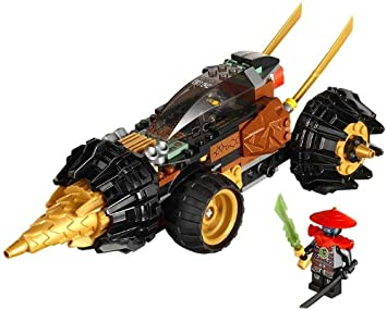 lego ninjago cole earth driller 70502