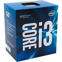 Intel Core i3-7100  7th Gen Core Desktop Processor 3M Cache,3.90 GHz (BX80677I37100) (Certified Refurbished)
