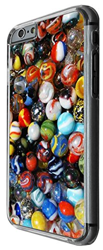 1024 - cool fun cute retro marbles cats eyes milky way games nostalgia Design For iphone 6 Plus / iphone 6 Plus S 5.5'' Fashion Trend CASE Back COVER Plastic&Thin Metal -Clear