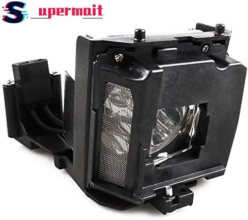 XR-30S Projector Lamp Bulb Replacement with Housing PG-F200X XG-F260X XG-F210 Supermait AN-XR30LP Lamp Bulb Compatible with Sharp PG-F15X