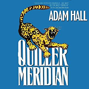 Quiller Meridian Audiobook