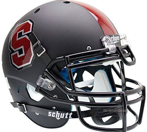 Stanford Cardinal Black Officially Licensed XP Authentic Football Helmet