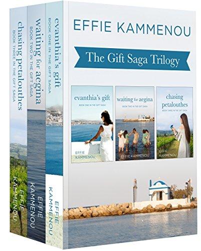 The Gift Saga Trilogy Box Set by Effie Kammenou ebook deal